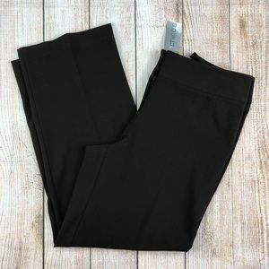 New CHICO'S Brown The Ultimate Fit Magique Trouser